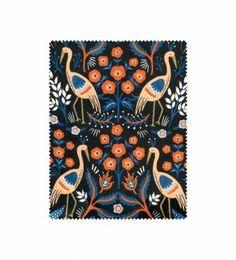Cotton + Steel - Tapestry (black)