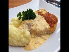 Szaftos karaj - GastroHobbi Mashed Potatoes, Chicken, Meat, Ethnic Recipes, Food, Youtube, Whipped Potatoes, Smash Potatoes, Essen