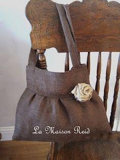 Adorable purse...DIY