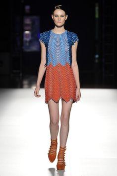 tricot moderninho por Helen Rödel