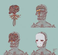 ArtStation - ADAM: EPISODE 3 BRAINS, Elijah McNeal