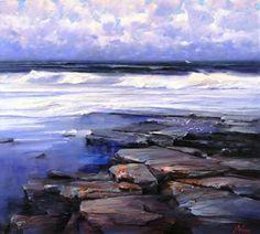 Ji Chen - Beach Flinders