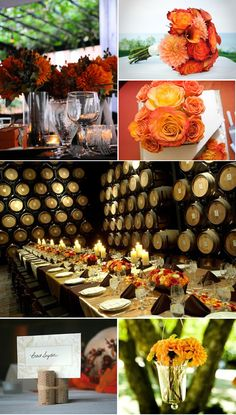 Fall weddings inspiration