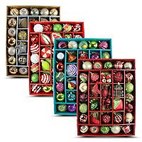 heirloom ornaments choose your style and color options sams club - Sams Christmas Decorations