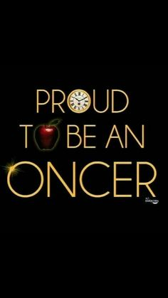 I'm proud to be a oncer