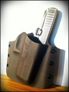 Chocolate Brown www.conservativecreek.com #kydex #holster #glock