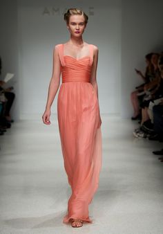Amsale Bridesmaids Bridesmaid Dresses   i like the style not necessarily this dress