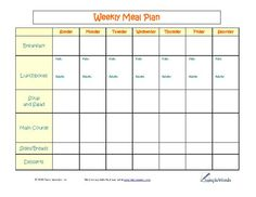 Our weekly meal planner form in pdf format can be used by any person planning meals over the period of a week for a family or others. Family Photography, Food Photography, Daycare Forms, Learn Programming, Architecture Quotes, Weekly Meal Planner, Travel Humor, Celebrity Travel, Menu Planning