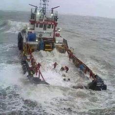 Sea risks