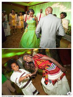 Portland Ethiopian Wedding.check website-has many ADAA ideas