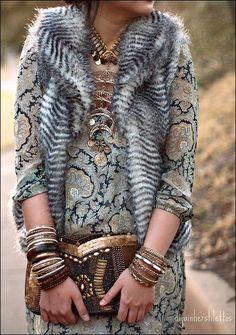 bohemian style clothing