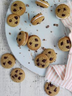 Double Decker Cookie Sandwiches oh my goodness these chocolate cookies are the . - @ Unlimited Life Hacks, Crafts , DIY, And Family Health Issues - Sandwich Homemade Cookies, Yummy Cookies, Easy Cookie Recipes, Dessert Recipes, Bar Recipes, Sandwich Recipes, Family Recipes, Dessert Ideas, Soup Recipes