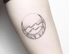 tattoo de pé de pato assim