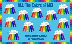 Back To School Bulletin Board Idea and Kindergarten Lesson Plan