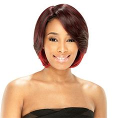 Freetress Equal Synthetic Lace Front Deep Invisible Part Wig Ashly