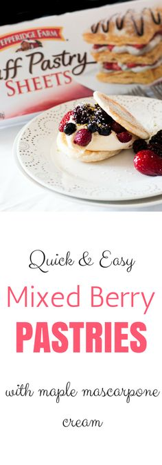 mixed berry scones mixed berry smoothie mixed berry trifle mixed berry ...