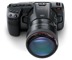 Blackmagic camera review: Pocket Cinema Camera 6K | Creative Bloq Pure Image, Phantom Power, Cinema Camera, Canon Dslr, Best Cameras For Beginners, Camera Reviews, Shape Design, Filmmaking, Binoculars