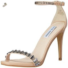 Steve Madden Women's Suzzana Dress Pump, Natural, 9 M US - Steve madden pumps for women (*Amazon Partner-Link)