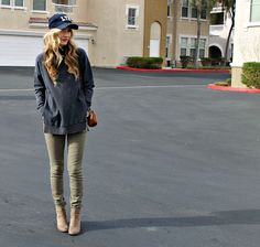 Hat  Love Your Melon - Sweatshirt  Free People - Purse  h m - Jeans   Mossimo (old) - Watch  American Eagle - Boots  . UCCS LYM Crew feaa91abc34f
