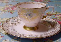 Anne-Marie with a dash: TEA ANYONE?
