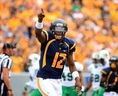 Geno Smith!  Great game today!