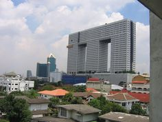 The Elephant Building in Bangkok, Thailand!