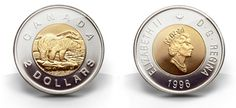 The complete database listed source of Canadian circulation currency coins for the past, present and future. Canadian Coins, Two Dollars, Gold And Silver Coins, Bear Design, Canadian Artists, Coin Collecting, Two By Two, Canada, The Originals