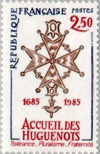 Huguenot 1685-1985 Home: Tolerance - Pluralism - Brotherhood