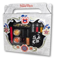 Disneys Limited Edition Snow White Nail Art Set -- This is an Amazon Affiliate link. Click image to review more details.