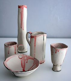 jo lucksted Still life-ceramic