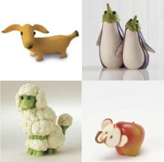 healthy-snacks-decoration