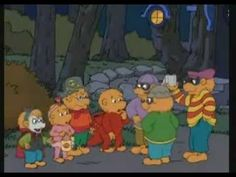 "The Berenstain Bears"" Trick or Treat Happy TrickOween! Bear Halloween, Halloween Songs, Halloween Stories, Halloween Cartoons, Halloween Activities, Halloween Themes, Fall Halloween, Berenstain Bears, School Holidays"