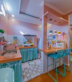 90 Best Home Decor Ideas Simple House Design, Tiny House Design, Home Room Design, Home Interior Design, Home Decor Kitchen, Diy Home Decor, Turquoise Kitchen Decor, Minimalist Home Interior, Room Ideas Bedroom