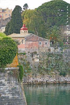 Corfu island,Greece