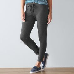 Women's SONOMA Goods for Life™ Cuffed Lounge Pants,