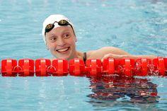Katie Ledecky Photos - Swimming - 16th FINA World Championships: Day Ten - Zimbio