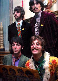 mermaidinthetower:The Beatles
