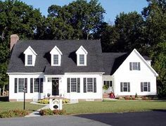 Cape Cod house...trying to get some gardening ideas