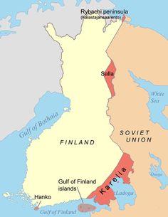 Suomi toisessa maailmansodassa - Wikiwand