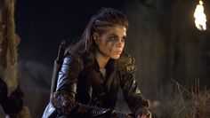 Marie Avgeropoulos as Octavia in the 100 Marie Avgeropoulos, The 100 Season 3, Season 4, Arizona Robbins, The 100 Show, Lagertha, Bellarke, The Hundreds, Warrior Princess