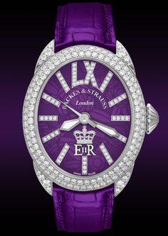 The Regent Diamond Jubilee watch on Presentwatch.com