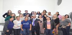 Colégio Conexão em Taguatinga/DF Professores e todos colaboradores – Educador Financeiro Francisco Rodrigues – Julho de 2014 #saúdefinanceira