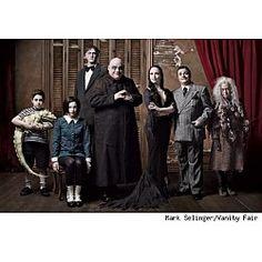 The Addams Family: Smash-Hit Musical Comedy!