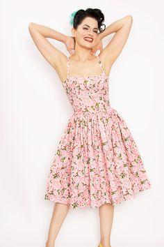 Bernie Dexter- Paris Dress in Pink Blossom