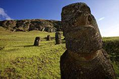 Le guide complet et pratique pour visiter l'ile de Paques (Rapa Nui) pas cher et facilement.