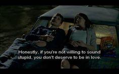 So not like Ashton Kutcher but I love this film.