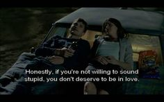 My favorite movie :) A lot like love.