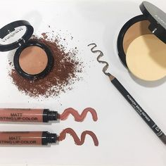 Enhance your natural look with a nude color palette and showcase your natural beauty! #radiantprofessional #makeup #beautyproducts #essentials