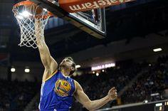 Golden State Warriors Andrew Bogut