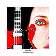 Fretting © John Slater Studio